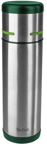 Tefal thermos flask 0.5l MOBILITY green/stainless steel - Thermos