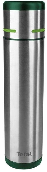 Tefal Thermos flask 1.0l MOBILITY green/stainless steel - Thermos