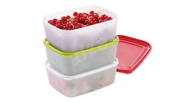 TESCOMA PURITY 1-Litre 3 Piece Set - Food Container Set