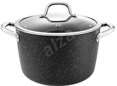 Tescoma PRESIDENT Stone Deep Pot with cover 24cm, 6.0l 780325.00 - Pot