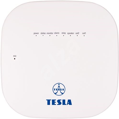 TESLA SecureQ i7 - GSM Alarm Smart System - Security System