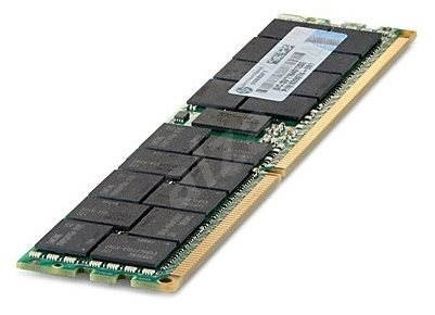 HP 8 GB of DDR3 1600MHz ECC Registered Dual Rank x4 - Server Memory