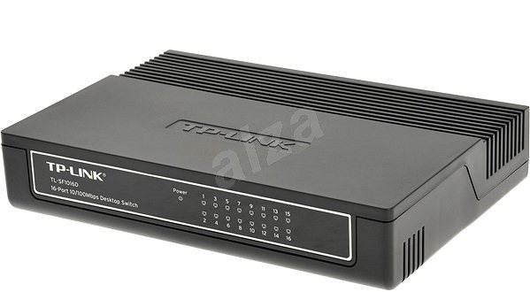 TP-LINK TL-SF1016D  - Switch