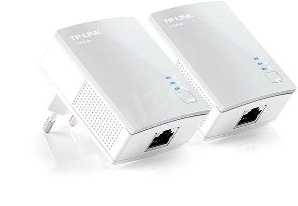 TP-LINK TL-PA4010 Starter Kit - Powerline LAN adapter