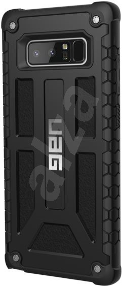 detailed look 719fd 0aa75 UAG Monarch Case Black Samsung Galaxy Note 8 - Protective Case ...