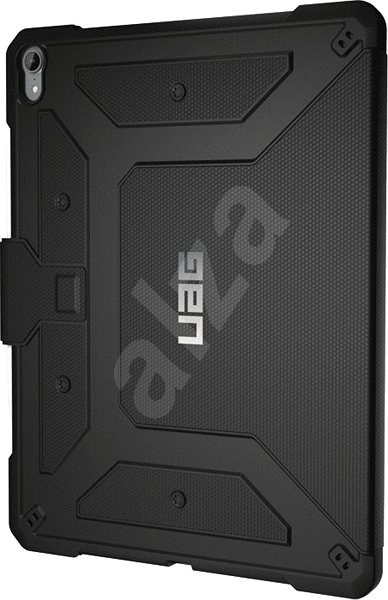 "UAG Metropolis Case Black iPad Pro 12.9"" 2018 - Tablet Case"