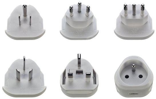 Solight PA20 - Travel Power Adapter