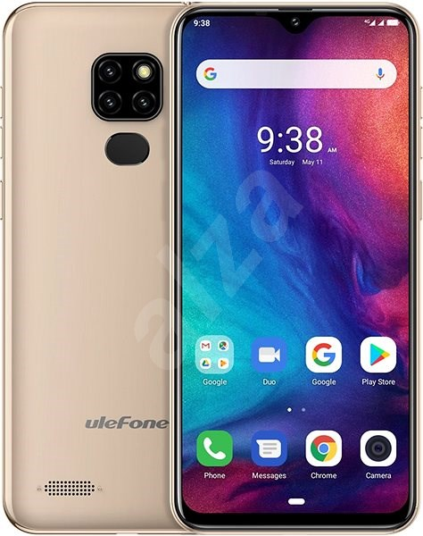 Ulefone Note 7P gold - Mobile Phone