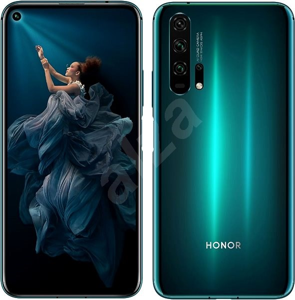 Honor 20 Pro blue - Mobile Phone