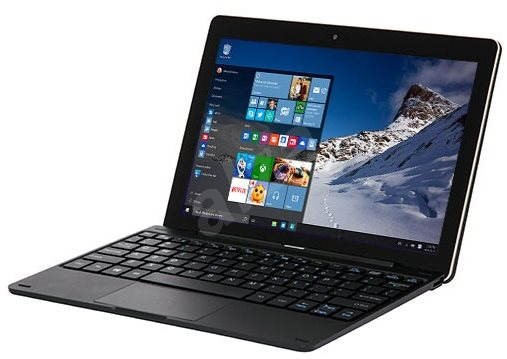 VisionBook 10Wi Plus + CZ/US layout Detachable Keyboard  - Tablet PC