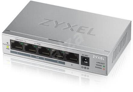 Zyxel GS1005HP - Switch