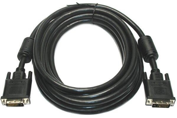 ROLINE interface DVI-D for LCD, 10m - Video Cable