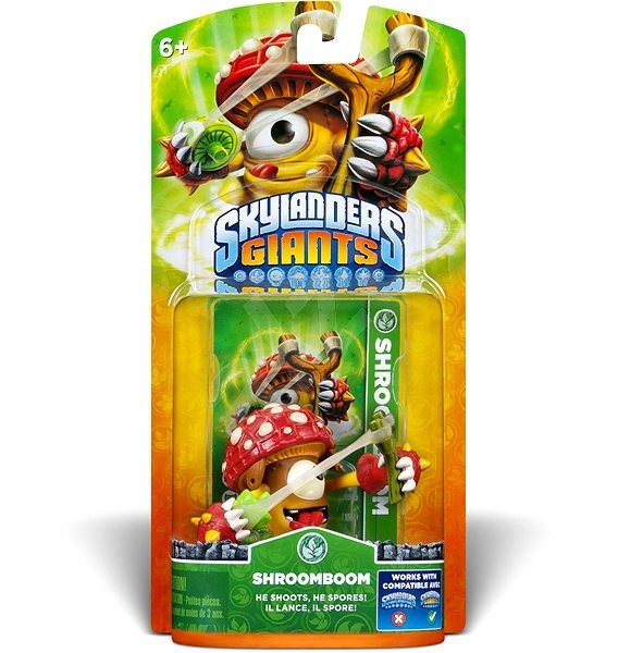 Skylanders: Giants (Shroomboom)  - Figure