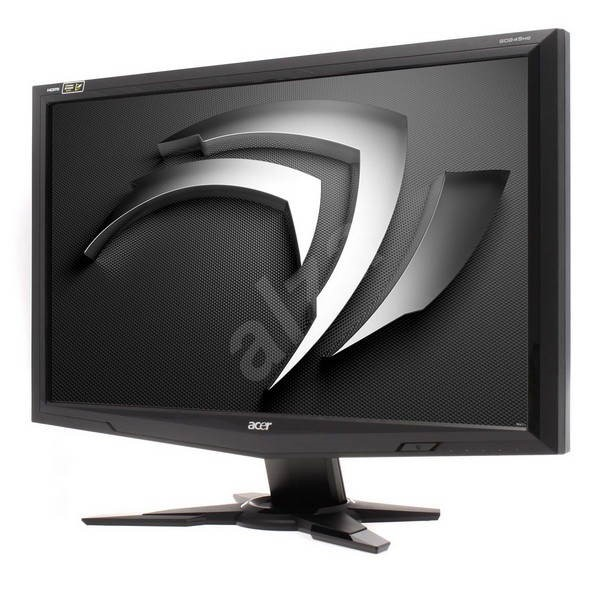 "24"" ACER GD245HQbid black - LCD monitor"