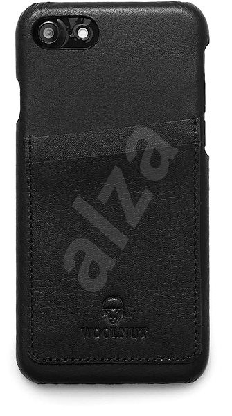 sale retailer f2c30 32743 Woolnut Wallet Case for iPhone 7/8 Black - Mobile Phone Case   Alza ...