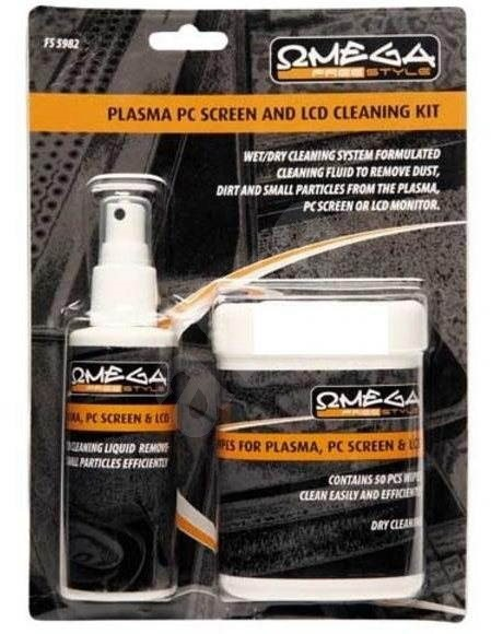 OMEGA Cleaning Spray for LCD/TFT - Cleaner