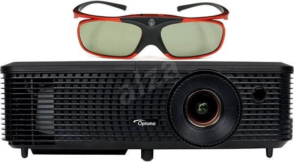 56887dc69 Optoma H114 Projector + Optoma ZD302 3D Glasses - Projector | Alza.co.uk