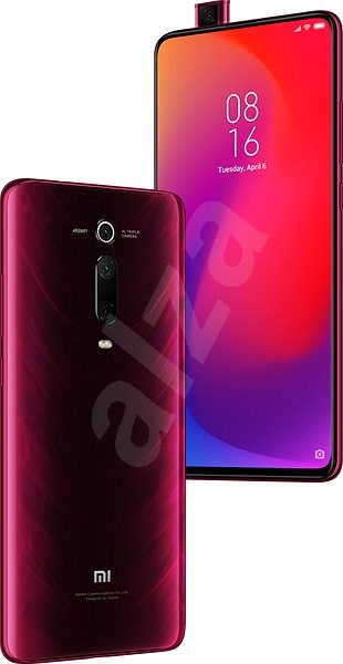 Xiaomi Mi 9T Pro LTE 64GB, Red - Mobile Phone