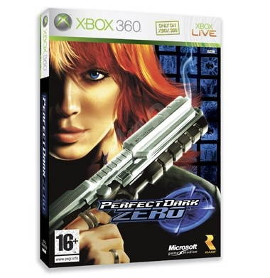 Xbox 360 - Perfect Dark Zero - Console Game