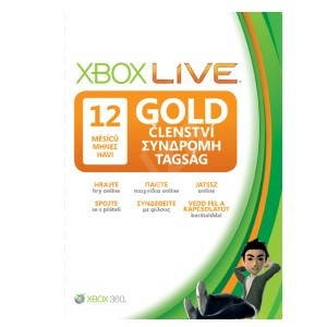 Microsoft Xbox 360 Live 12+2 Month Gold Membership Card