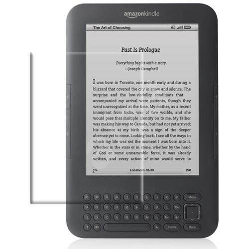 Amazon Kindle 3 - 5001 - Screen protector
