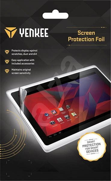"""Yenkee YPF 10UNICL 10.1"""" Transparent - Screen Protector"""