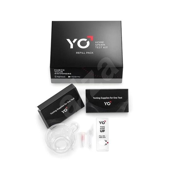YO Test Strips - Replacement Accessories 2-pack - Mobile Phone