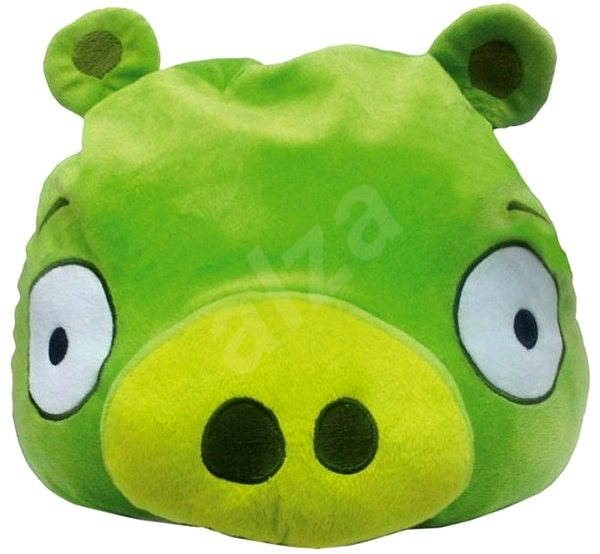 Relaxing Pillow Angry Birds - Green (Pig) - Plush Toy