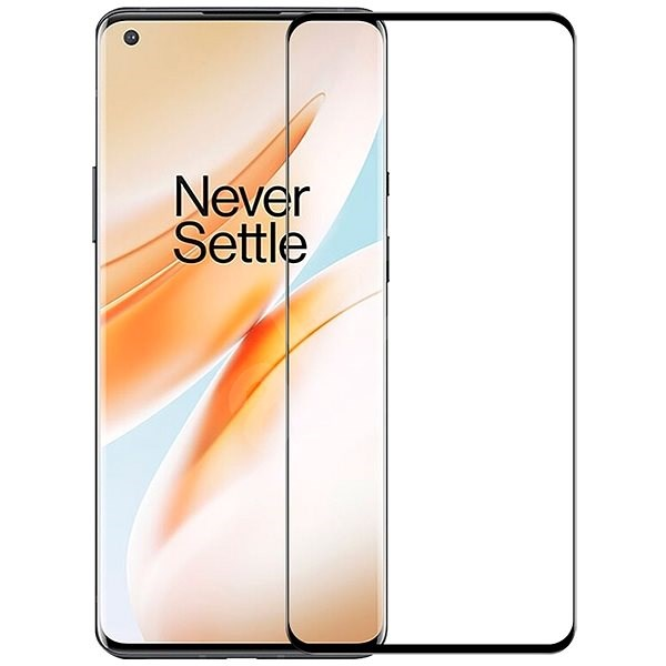 MoFi 9H Diamond Tempered Glass OnePlus 8 Pro - Glass protector