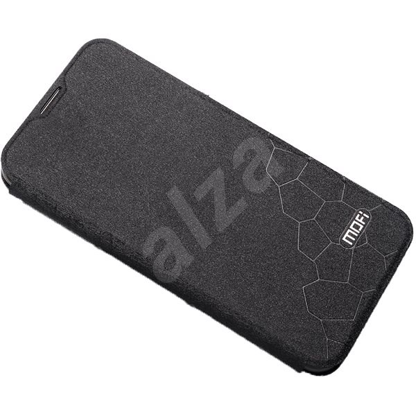 MoFi Flip Case Xiaomi Redmi 8A, Black - Mobile Phone Case