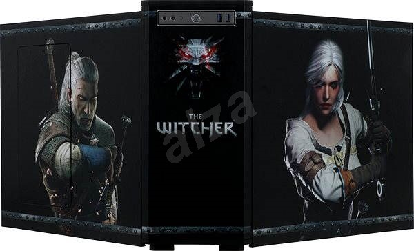 Alza GameBox Witcher 3 - Limited Edition - Computer