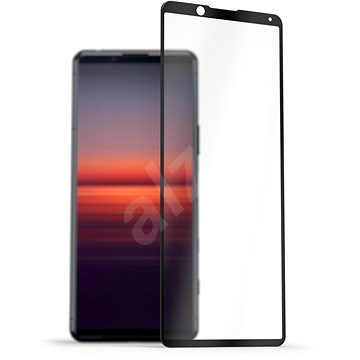 AlzaGuard 2.5D FullCover Glass Protector for Sony Xperia 5 II / 5 III - Glass Protector