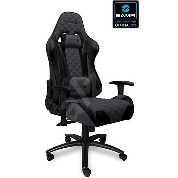 CONNECT IT Monaco Pro CGC-1200-GY, Gray - Gaming Chair