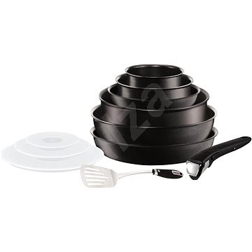 Tefal Ingenio Expertise Induction Set L6509902, 11 Pieces - Cookware Set
