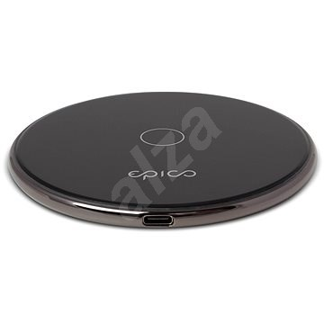 Epico Wireless Charger - black - Wireless Charger