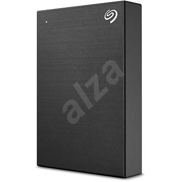 Seagate One Touch Portable 1TB, Black - External Hard Drive