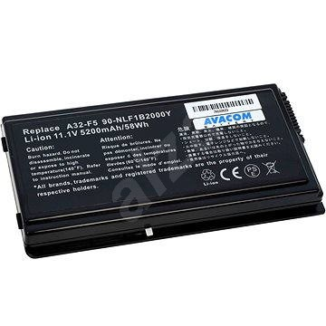 AVACOM for Asus F5 series A32-F5 Li-ion 11.1V 5200mAh - Laptop Battery