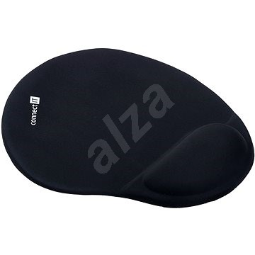 CONNECT IT ForHealth CI-500 black - Mouse Pad