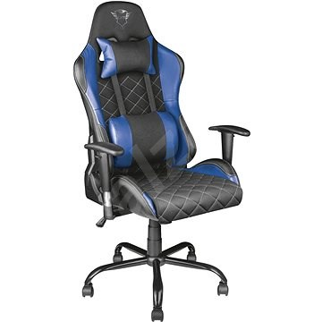 Trust GXT 707B Resto Gaming Chair - Blue - Gaming Chair