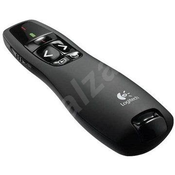 Logitech Wireless Presenter R400 - Presenter