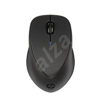 HP Bluetooth Mouse X4000b Black - Mouse