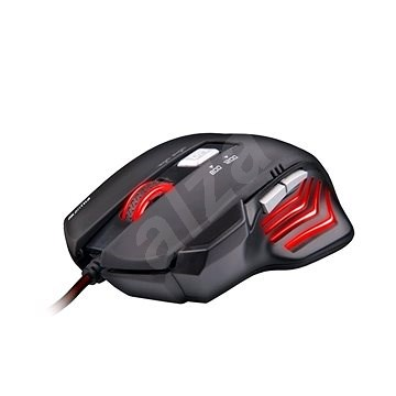 C-TECH GM-01R Akanthou (red backlighting) - Gaming Mouse