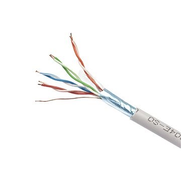 Gembird Cable CAT5E, FTP, LSOH, 305m/Box - Network Cable