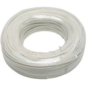 Datacom, telephone, 4-vein, white, 100m - Telephone Cable