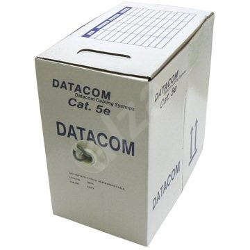 Datacom, Twisted Pair (stranded), CAT5E, UTP, 305m/box - Network Cable