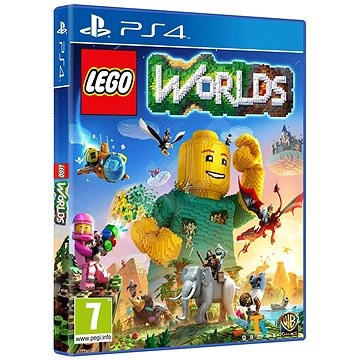 LEGO Worlds - PS4 - Console Game