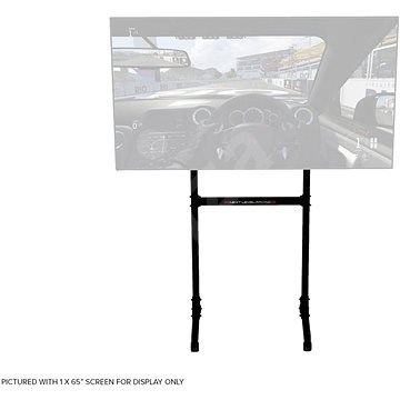 Next Level Racing Free Standing Single Monitor Stand - Monitor Stand