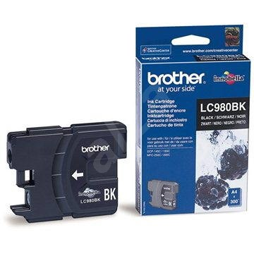 Brother LC-980BK - Cartridge