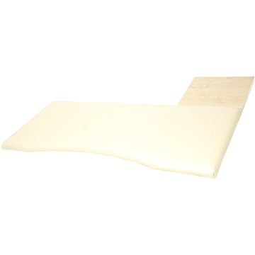 Pad ergonomic to keyboard and mouse, size 2, beige - Wrist Rest