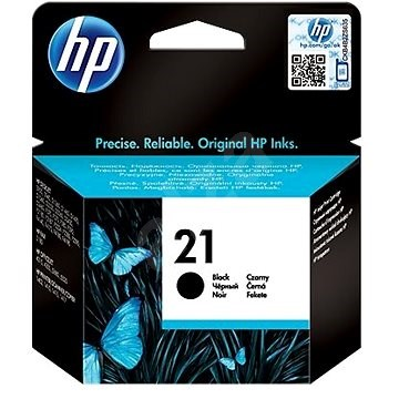 HP C9351AE no. 21 Black - Cartridge